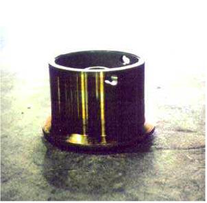 aportación metalica