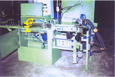 máquina de hacer aros